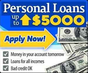 URGENT PERSONAL LOAN WITH 3 LOW INTEREST RATES